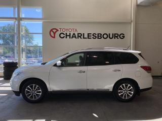 Used 2015 Nissan Pathfinder SL - V6 - 8 passagers for sale in Québec, QC