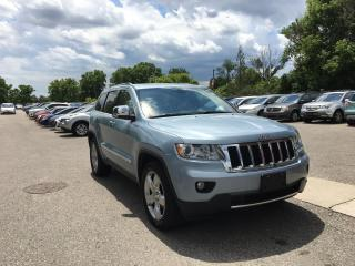 Used 2012 Jeep Grand Cherokee Limited for sale in London, ON
