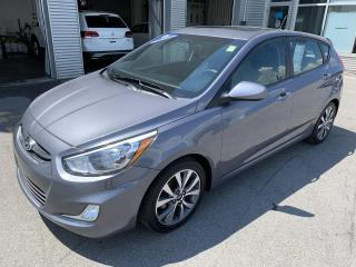 Used 2017 Hyundai Accent (4) SE for sale in Gatineau, QC