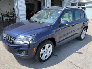 Used 2015 Volkswagen Tiguan Comfortline 6sp at Tip 4M for sale in Gatineau, QC