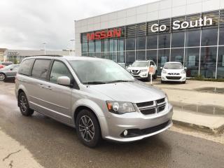 Used 2016 Dodge Grand Caravan R/T, LEATHER, DVD, NAVIGATION for sale in Edmonton, AB