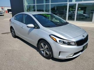 Used 2018 Kia Forte LX, Apple CarPlay, Heated Seats, Backup Camera for sale in Ingersoll, ON