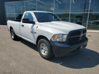 Used 2016 RAM 1500 4WD Reg Cab 140.5  ST, Bluetooth, Tow Package for sale in Ingersoll, ON
