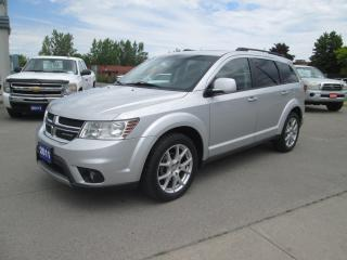 Used 2011 Dodge Journey SXT for sale in Hamilton, ON