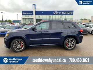 Used 2018 Jeep Grand Cherokee SRT/PANO SUNROOF/LANE ASSIST/NAVI for sale in Edmonton, AB