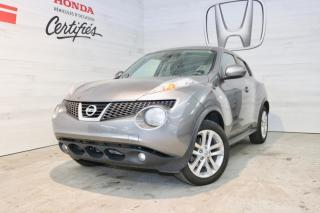 Used 2013 Nissan Juke SV AWD for sale in Blainville, QC