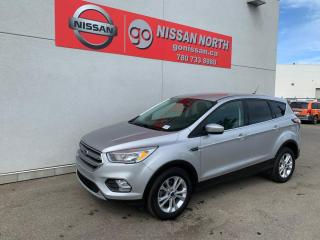Used 2017 Ford Escape SE 4dr FWD Sport Utility for sale in Edmonton, AB