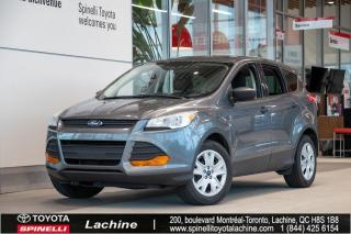 Used 2013 Ford Escape S FWD for sale in Lachine, QC