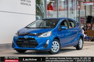 Used 2016 Toyota Prius c Technology for sale in Lachine, QC