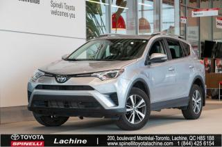 Used 2018 Toyota RAV4 LE FWD for sale in Lachine, QC