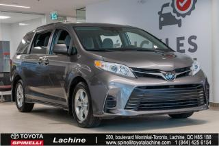 Used 2018 Toyota Sienna LE FWD CAPACITÉ DE 8 PLACES! for sale in Lachine, QC