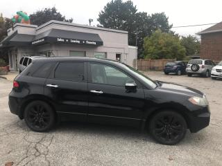 Used 2010 Acura RDX for sale in Mississauga, ON