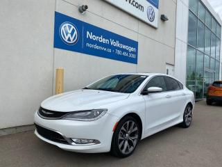 Used 2015 Chrysler 200 200C AWD - LOADED / LEATHER / SUNROOF for sale in Edmonton, AB