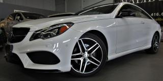 Used 2016 Mercedes-Benz E-Class E 400 for sale in North York, ON