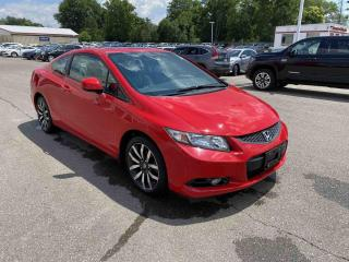 Used 2013 Honda Civic Cpe EX-L 2dr FWD Coupe for sale in Brantford, ON