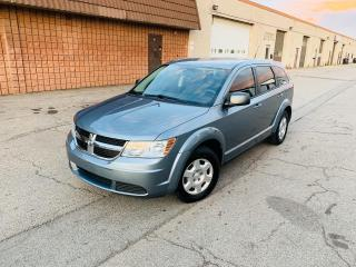 Used 2010 Dodge Journey SE | 1 OWNER | NO ACCIDENTS for sale in Burlington, ON