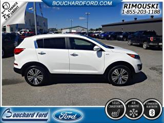 Used 2014 Kia Sportage EX 4 CUIR TOIT OUVRANT 4WD for sale in Rimouski, QC