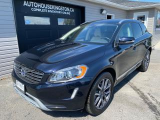 Used 2017 Volvo XC60 T5 Special Edition Premier for sale in Kingston, ON