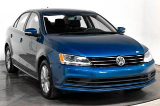 Used 2016 Volkswagen Jetta TSI TRENDLINE PLUS TOIT MAGS A/C for sale in St-Hubert, QC