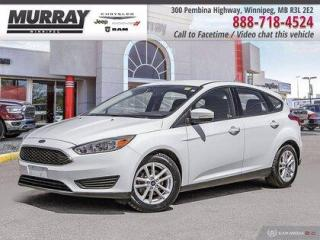 Used 2017 Ford Focus 5DR HB SE for sale in Winnipeg, MB