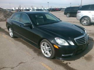 Used 2013 Mercedes-Benz E-Class E 350 for sale in Barrie, ON