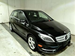 Used 2014 Mercedes-Benz B-Class B 250 Sports Tourer for sale in Barrie, ON