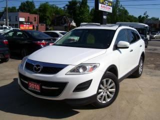 Used 2010 Mazda CX-9 AWD,7 Pass,Leather,Sunroof,Bluetooth,Certified for sale in Kitchener, ON
