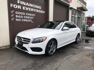 Used 2016 Mercedes-Benz C-Class C 300 AMG SPORT for sale in Abbotsford, BC