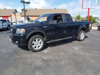 Used 2007 Ford F-150 Lariat for sale in Cornwall, ON