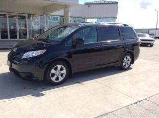 Used 2017 Toyota Sienna for sale in Tilbury, ON