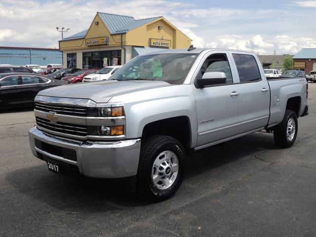 2017 Chevrolet Silverado 2500 LT CrewCab 4x4 6.0L 6.5ft Box BackUpCam