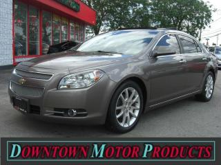 Used 2011 Chevrolet Malibu LTZ for sale in London, ON