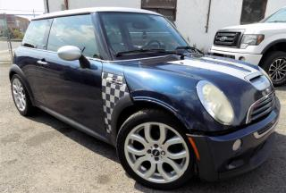 Used 2006 MINI Cooper ***CHECKMATE,TURBO,TOIT PANO*** for sale in Longueuil, QC