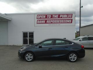 Used 2017 Chevrolet Cruze LT DIESEL for sale in Toronto, ON