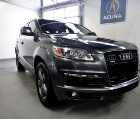 Used 2009 Audi Q7 S LINE FULLY LOADED,NAVI,NO ACCIDENT for sale in North York, ON
