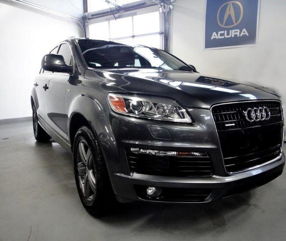 2009 Audi Q7 S LINE FULLY LOADED,NAVI,NO ACCIDENT