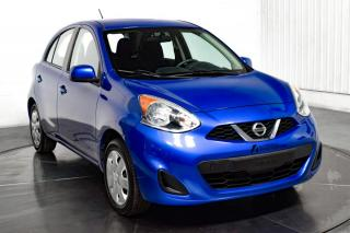 Used 2015 Nissan Micra Sv A/c for sale in St-Hubert, QC