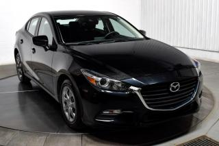 Used 2018 Mazda MAZDA3 GX A/C CAMERA DE RECUL for sale in Île-Perrot, QC