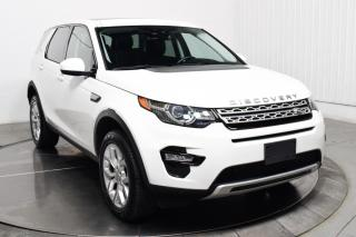 Used 2016 Land Rover Discovery Sport HSE AWD CUIR TOIT PANO MAGS GROS ECRAN for sale in Île-Perrot, QC