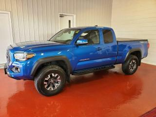 Used 2018 Toyota Tacoma Access Cab TRD OFF ROAD for sale in Pembroke, ON