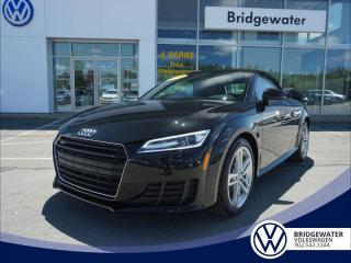 Used 2016 Audi TT 2.0T AWD Turbo | Low KM | RARE for sale in Hebbville, NS