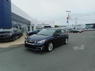 Used 2016 Subaru Impreza 2.0i w/Sport Pkg for sale in Halifax, NS