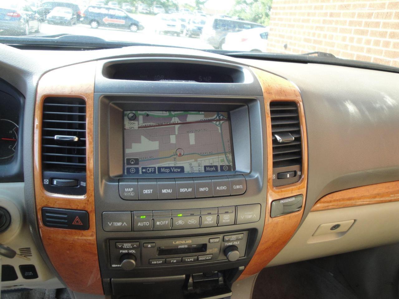 2007 Lexus GX 470