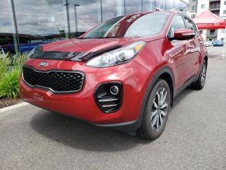 Used 2019 Kia Sportage *EX*AWD*CUIR*CAMÉRA* for sale in Québec, QC