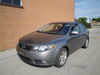 Used 2010 Kia Forte EX for sale in Oakville, ON