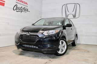 Used 2016 Honda HR-V LX 4 portes 2RM BM for sale in Blainville, QC