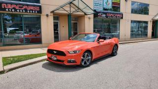 Used 2015 Ford Mustang V6**CONVERTIBLE**BACKUP CAM**NO ACCIDENT** for sale in North York, ON