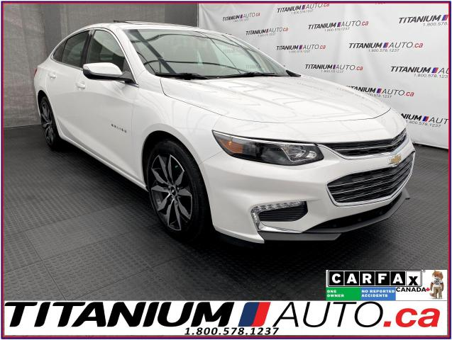 2016 Chevrolet Malibu 2LT+GPS+Pano Roof+Camera+Leather+Remote Start+BOSE