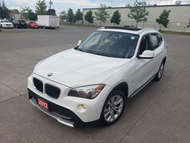 2012 BMW X1 AWD, Panoramic Sunroof, 3/Y Warranty available