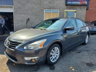 Used 2013 Nissan Altima 2013 NISSAN ALTIMA**45.00$/SEM**BAS MILA for sale in Lemoyne, QC